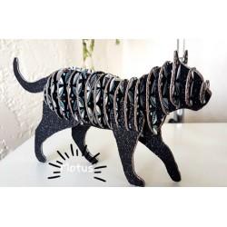 Trophée chat décoratif *sur...